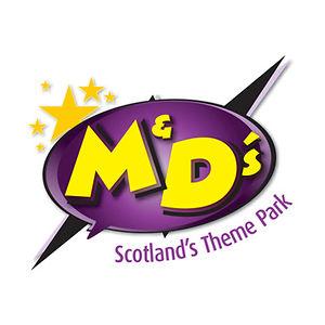 Profile picture for M&D's Scotland's Theme Park