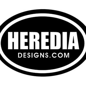 Profile picture for Heredia Designs, LLC