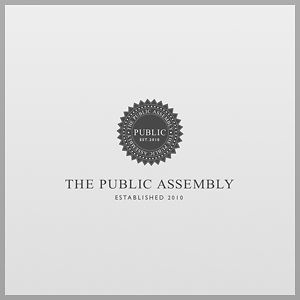 Profile picture for THE PUBLIC ASSEMBLY