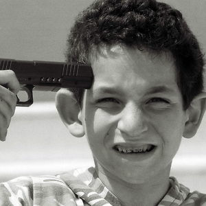 Profile picture for shooting kids