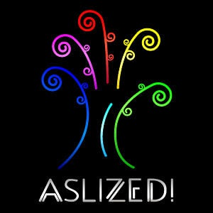 Profile picture for ASLized!