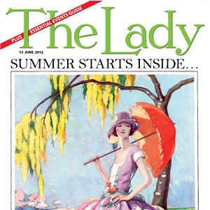 Profile picture for The Lady Magazine