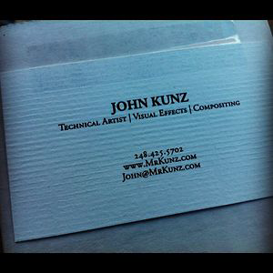 Profile picture for John Kunz