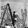 Melbourne Haring Mural