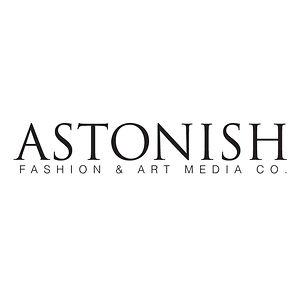 Profile picture for ASTONISH: Fashion & Art Media Co