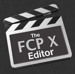 The Final Cut Pro X Editor