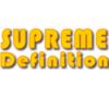 Supreme Definition