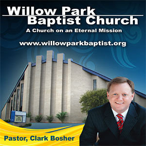 Profile picture for Willow Park Baptist Church