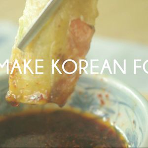 Profile picture for We make korean food