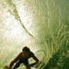 Tom Butler Surfing
