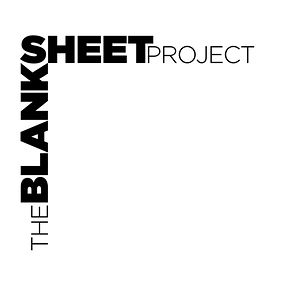 Profile picture for The Blank Sheet Project