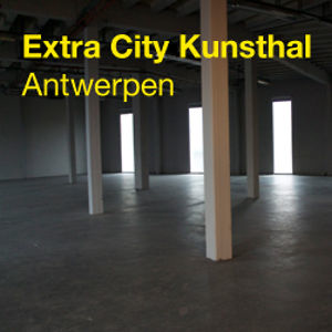 Profile picture for Extra City Kunsthal
