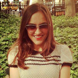 Profile picture for Sarah Geledi