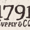 1791 Supply & Co.