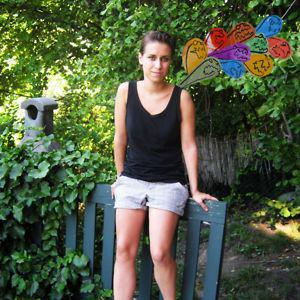Profile picture for Anna Szöllősi