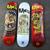Puppets Skateboards.
