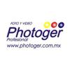 Photoger, Estudio.