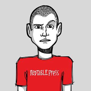 Profile picture for Red Table Press