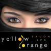 Yellow Orange Salon Spa