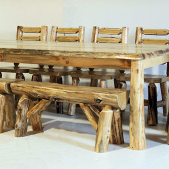 That Furniture Place: JHE's Log Furniture Place On Vimeo