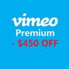 Vimeo Discount Coupons