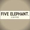 Five Elephant.