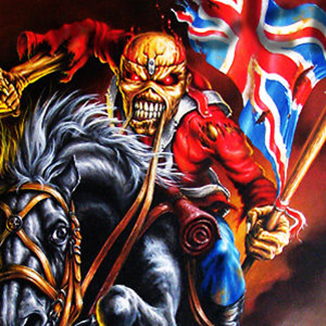 iron maiden on vimeo