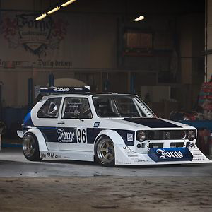 Profile picture for Forge Motorsport