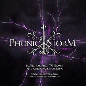 Profile picture for Phonic Storm
