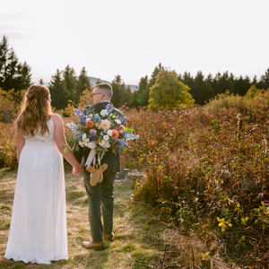 Asheville Elopements & Weddings