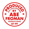Abe Froman Productions