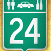 Route 24