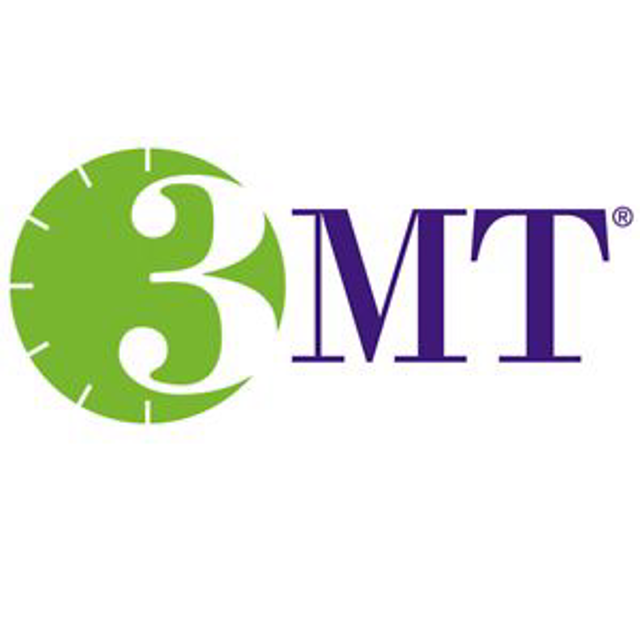 Three Minute Thesis (3MT®)