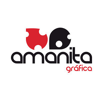 amanita gráfica