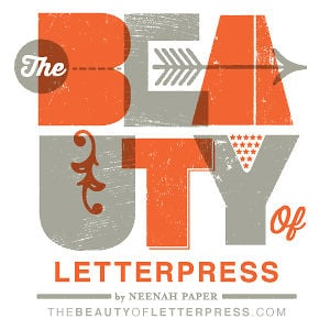 Profile picture for Beauty of Letterpress