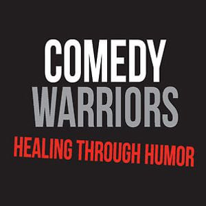 Profile picture for COMEDY WARRIORS