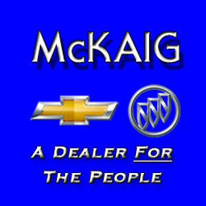Profile picture for McKaig Chevrolet Buick