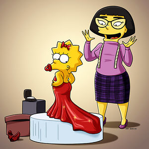 Profile picture for the last dress in the world