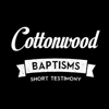 Cottonwood Baptisms