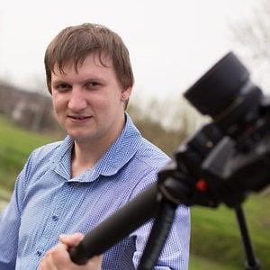 Profile picture for Vitaliy Golubnichiy
