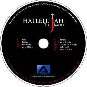 Profile picture for Hallelujah The Band Pakistan