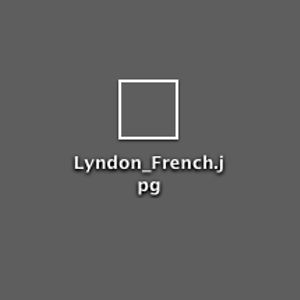 Profile picture for Lyndon French