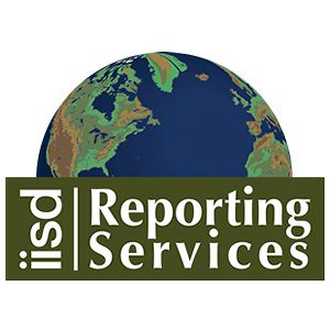 Profile picture for IISD Reporting Services / ENB+
