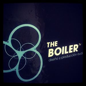 Profile picture for The Boiler