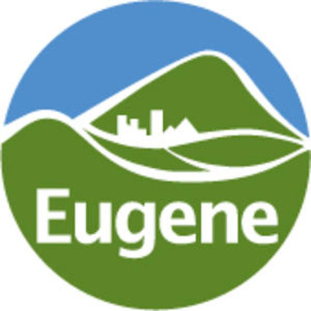 Image result for cit5y of eugene logo