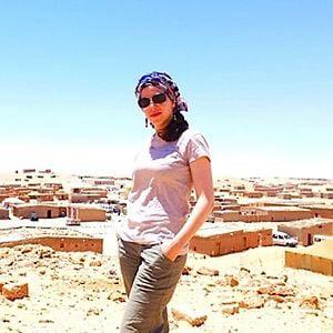 Profile picture for Violeta Ruano
