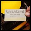 Scott McDowell
