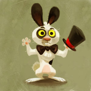 Profile picture for Bye Bye Bunny