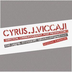 Profile picture for Cyrus Viccaji