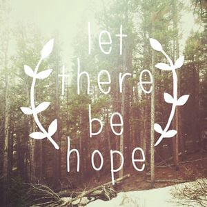 Profile picture for Let There Be Hope